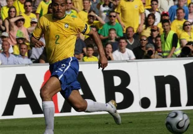Cafú presentará el balón oficial de la Copa Confederaciones durante el sorteo del certamen