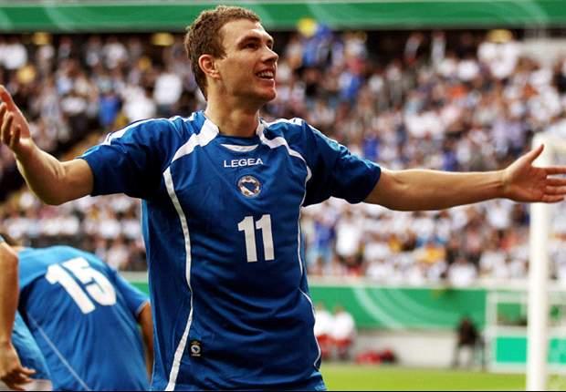 Slovakia 2-3 Bosnia-Herzegovina: Dzeko On Target In Deserved Win