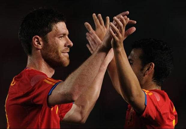 World Cup 2010: Xabi Alonso insists Spain won't compromise style for results