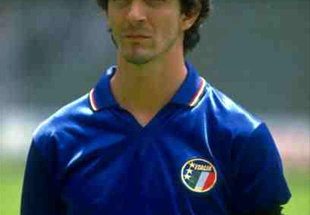 Castrol World Cup Legends: Paolo Rossi - 1982