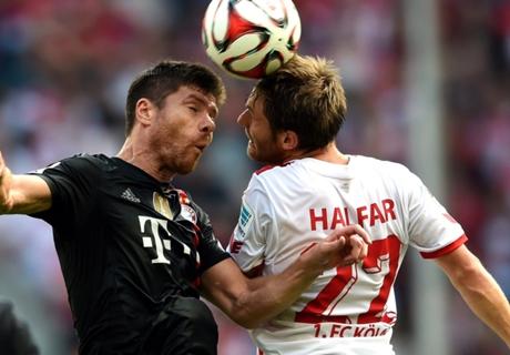 Stögers Geißböcke beim FC Bayern