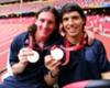 El día que se conocieron Messi y Agüero