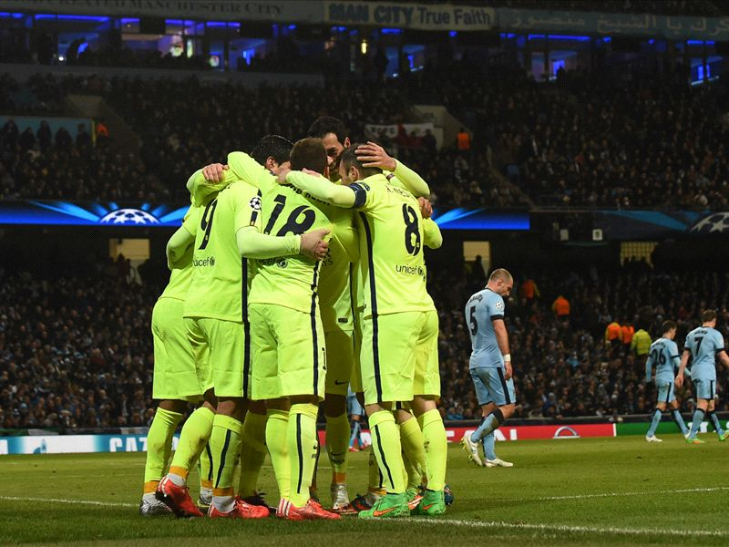 Malaga mess or Manchester masterclass: Will the real Barcelona please stand up?
