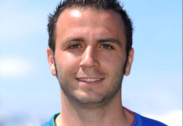 Sampdoria resigned to Manchester City raid for star striker Giampaolo Pazzini - report