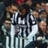 Pirlo dejó el campo en el primer tiempo ante Borussia Dortmund.