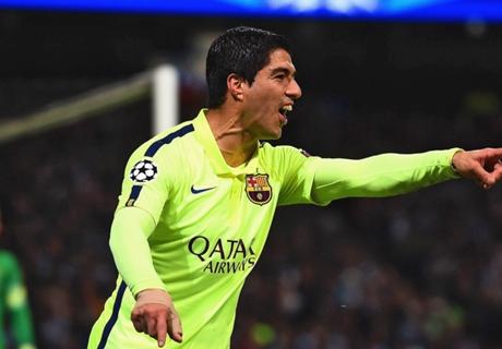 Genius Moment: Suarez ärgert Joe Hart