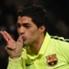 Luis Suarez Barcelona vs Manchester City