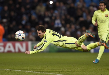 GALERI: Kegagalan Penalti Messi