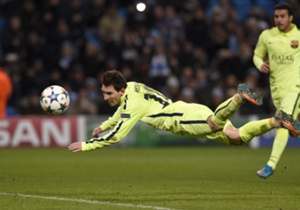 February 24, 2015 | Champions League | Manchester City 1-2 Barcelona