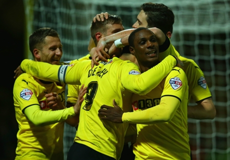 Rotherham United bow to Ighalo's double