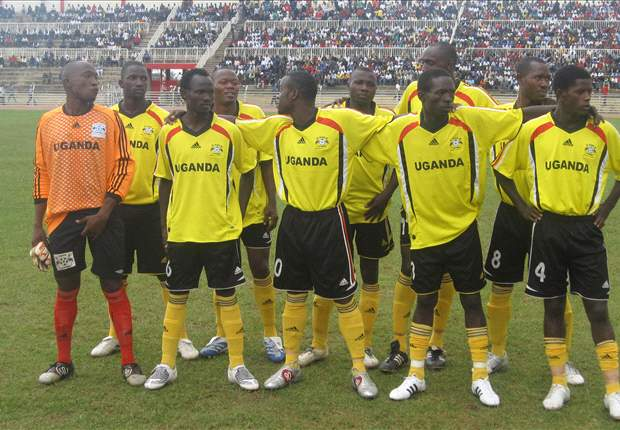 Uganda Cranes to camp in DR Congo ahead of African Cup of Nations clash with Angola