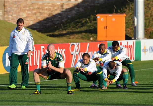Bafana leave for Poland on Monday