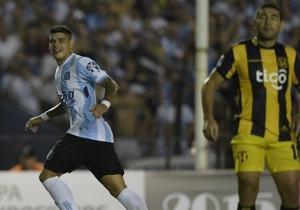 El delantero está entre los tres máximos goleadores de la Academia en la historia de la Copa.