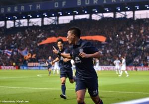 นำเร็ว | ประกิต ดีพร้อม ศูนย์หน้าทีมชาติไทย ซัดประตูเบิกร่องให้ทีมขึ้นนำซองนัม 1-0 ตั้งแต่นาทีที่ 16