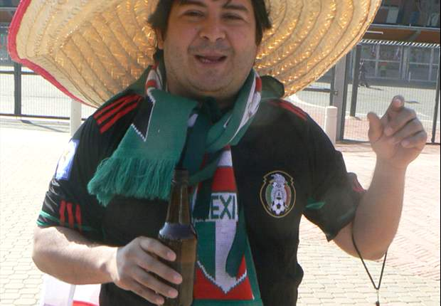 2010 World Cup Special: Thousands Of Mexican Fans Hoping To Ruin South Africa's Big Day