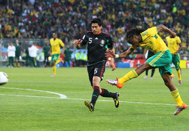 "Siphiwe ""Shabba"" Tshabalala (Photo by Getty)"