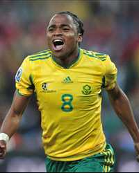 Lawrence Siphiwe Tshabalala, South Africa International
