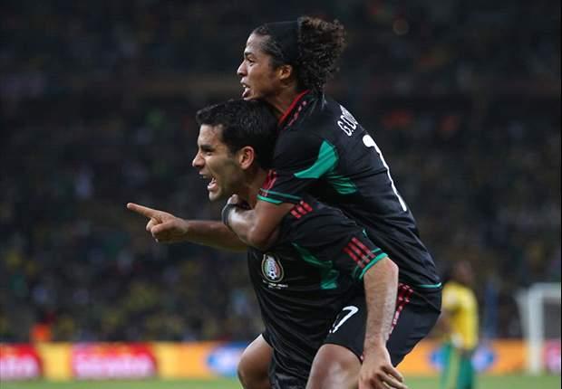 South Africa 1-1 Mexico: Rafael Marquez Goal Spoils Bafana Bafana's Party