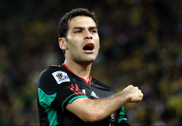 Barcelona's Rafael Marquez Could Join Thierry Henry At New York Red Bulls