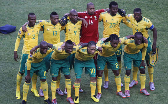 South Africa, World Cup 2010 (Goal.com/Abolfazl Amanollah)
