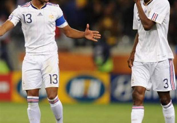 World Cup 2010: Patrice Evra Insists France Played Well Against Uruguay