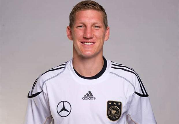 World Cup 2010: My Favourite Colour Is White - Germany And Bayern Munich's Real Madrid Transfer Target Bastian Schweinsteiger