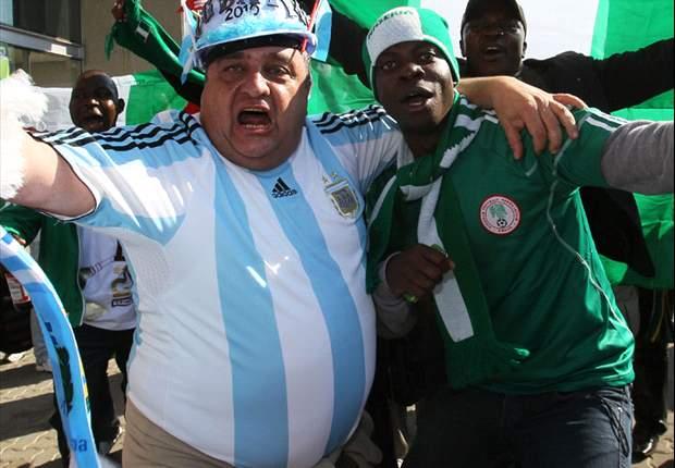 Nigeria will play Argentina in September friendly – Samson Siasia