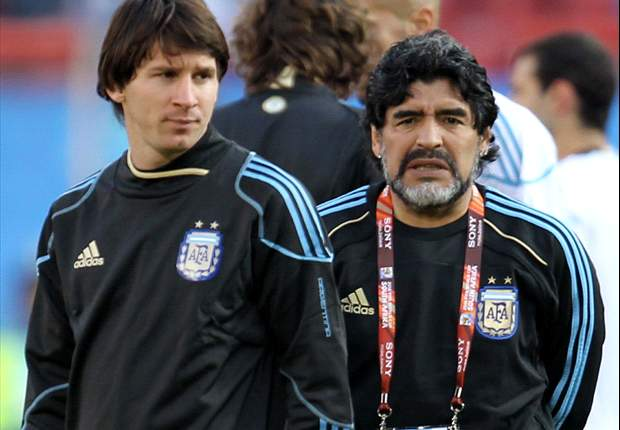 Diego Maradona: Barcelona Star Lionel Messi Deserves European Golden Boot & Can Win Many More