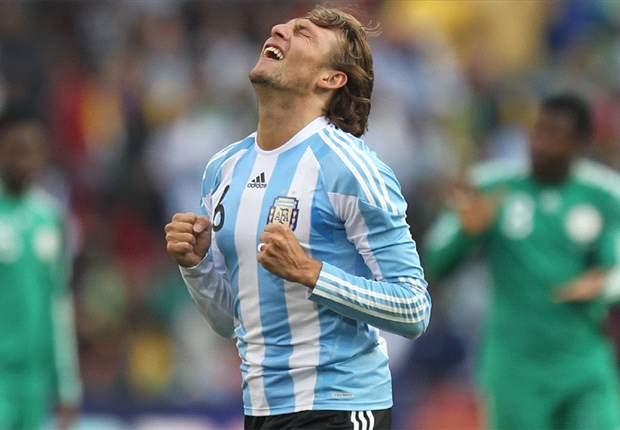 Heinze jugó dos Mundiales para la Selección argentina