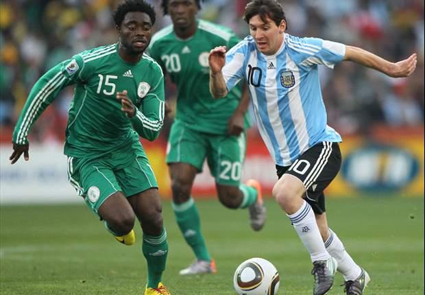 Argentina podría repetir el grupo de Sudáfrica 2010