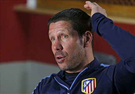 Simeone: Tevez is a Real threat