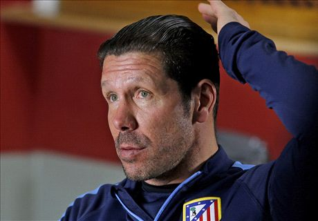 Simeone: PL failure is CL 'wake-up call'