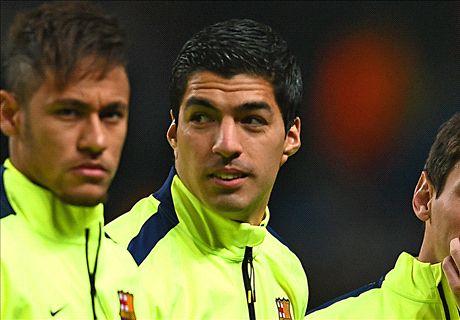 Suarez Bites Back At English Media