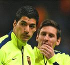 Suarez steps out of Messi's shadow