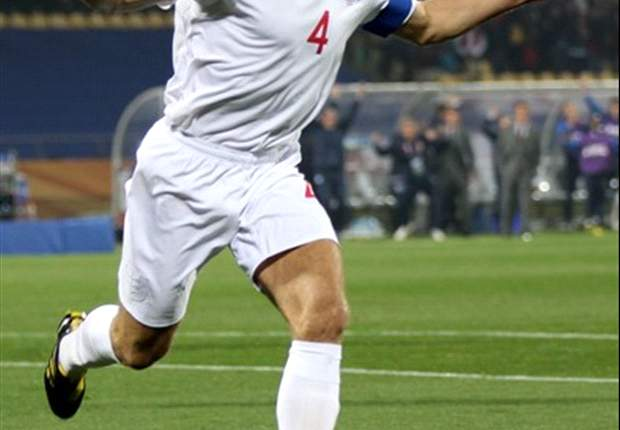 World Cup 2010: England 1-1 USA - Robert Green's howler cancels out Steven Gerrard's opener as Capello faces injury woes
