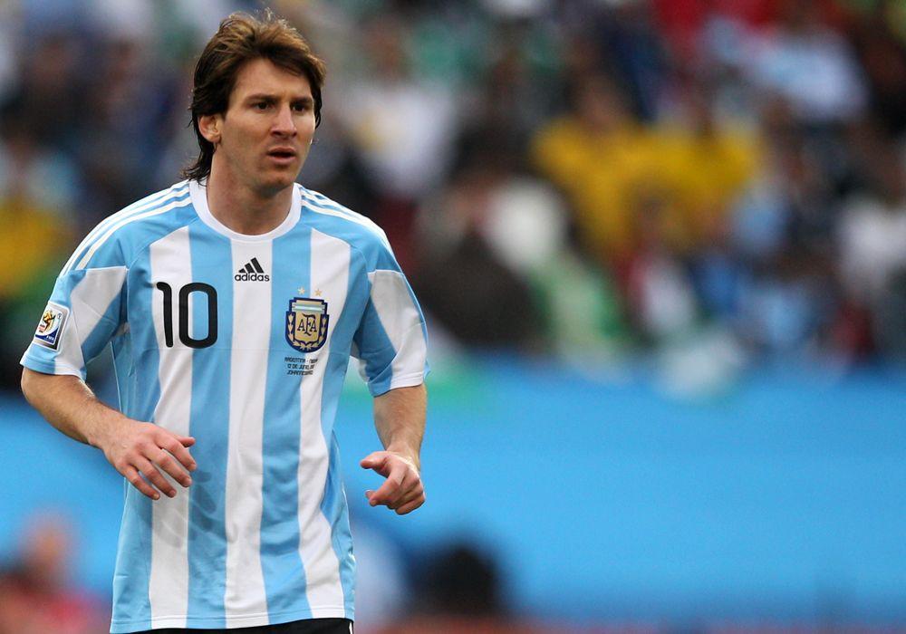 Lionel Messi (Argentin...