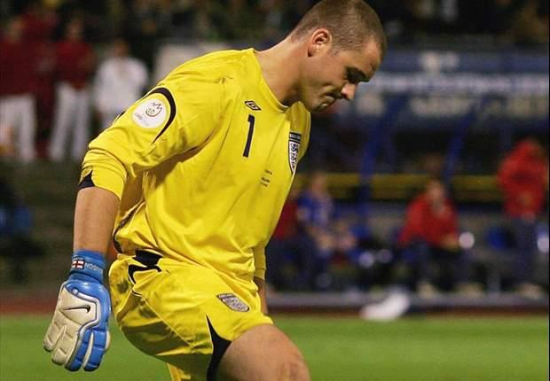 Blackburn Rovers goalkeeper Paul Robinson retires from England duty