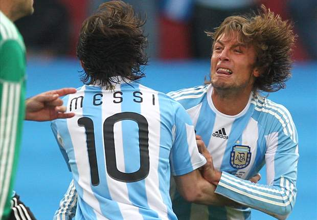 World Cup 2010: Gabriel Heinze's Argentina Strike Should Have Been Disallowed - FIFA