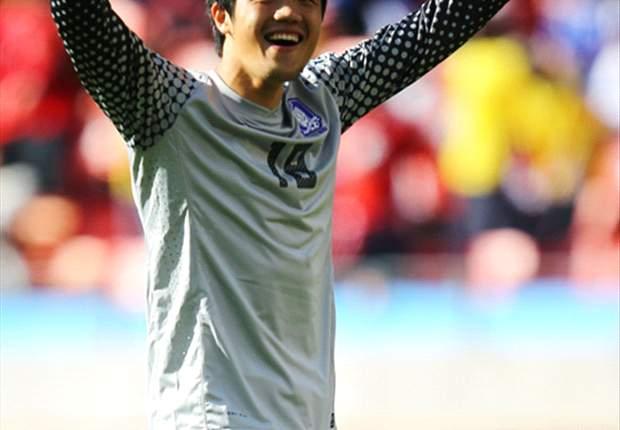 정성룡 포함, 2012 아시아 최고의 골키퍼는?