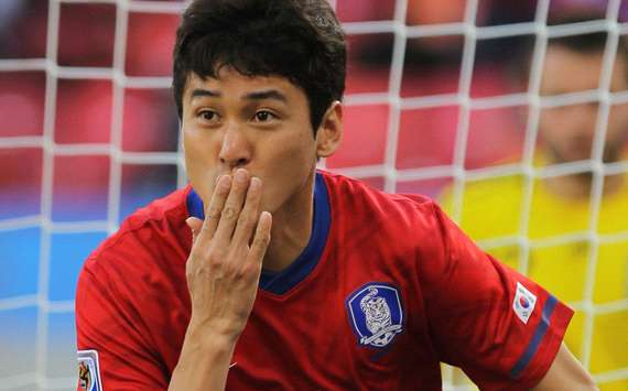 Lee Jung-Soo, South Korea (Getty Images)