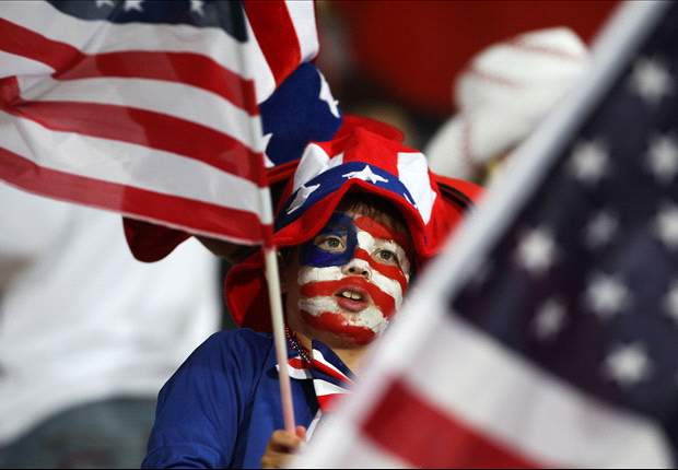 First Person: Everyone Is Watching U.S. Soccer