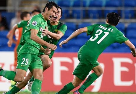 Match report: Roar 0-1 Beijing Guoan