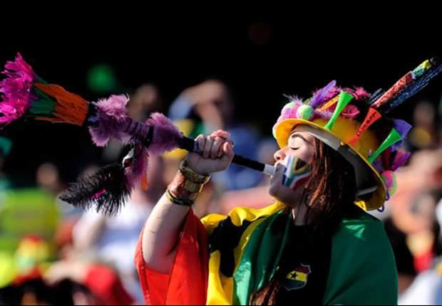 Vuvuzela Bisa Dilarang Di Afrika Selatan