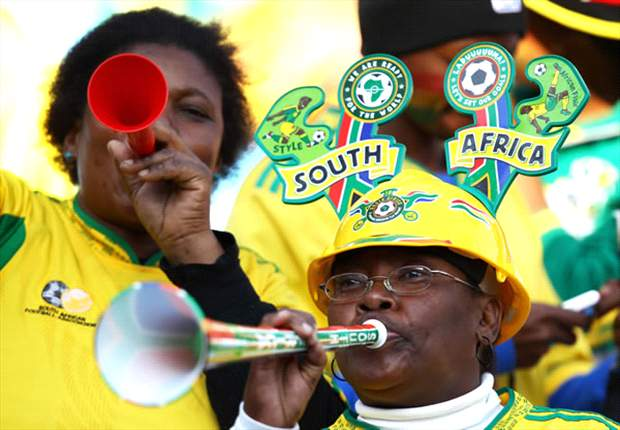 World Cup 2010: Fans warned vuvuzelas could damage hearing