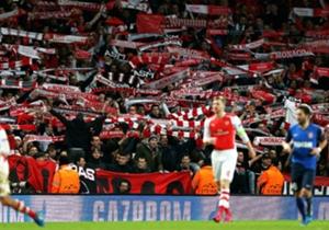 O Arsenal não sofreu gols em apenas dois dos últimos oito jogos da Champions League. Eles concederam gols ao Mônaco, dentro do Emirates Stadium, pela primeira vez na competição.