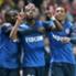 Kondogbia esulta dopo il goal dell'1-0