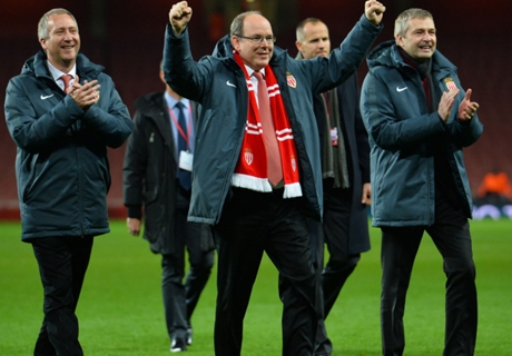 Prince Albert: I feel for Wenger