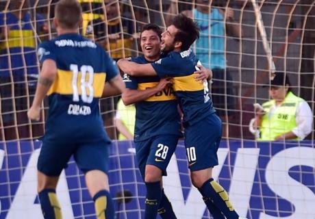 EN VIVO: Boca 0-0 Wanderers