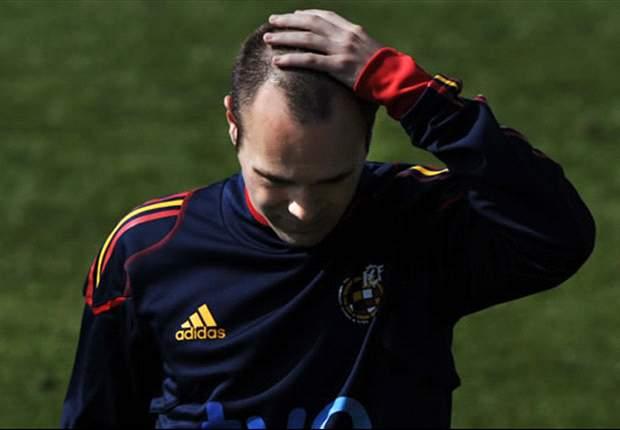 Andres Iniesta Rindukan Pep Guardiola