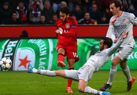 Bayer, expedientado por la UEFA